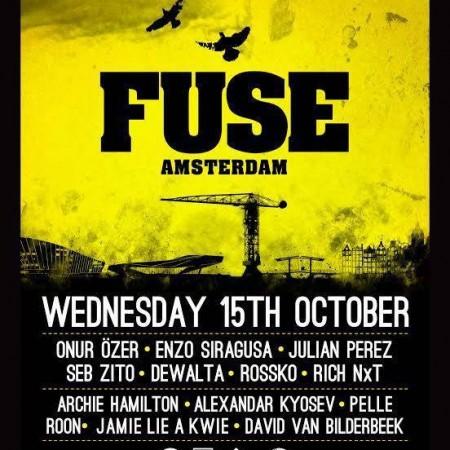 Karton x Fuse showcase ADE